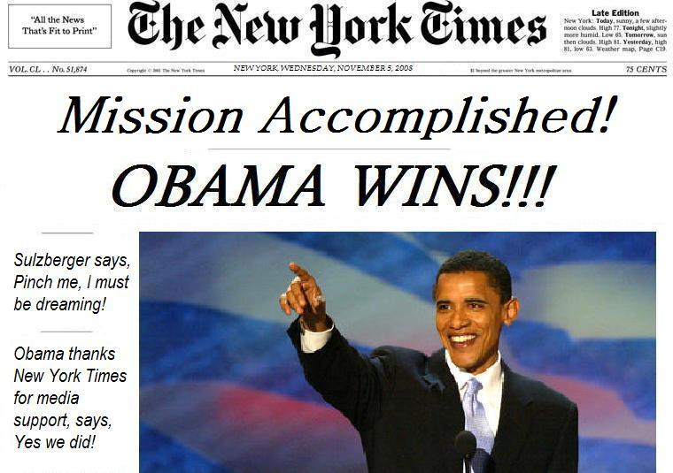 the new york times front page. 5 New York Times Front Page